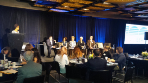Business leaders discuss sea level rise at the Miami Beach Community Resiliency Summit