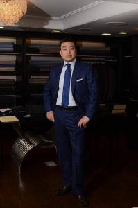 Dr. Shan-Jie Li, chief executive officer of American Da Tang Group