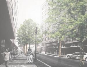 Flagler Street Rendering