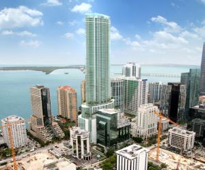 Panorama Tower rendering